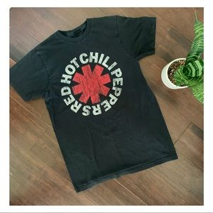 Red Hot Chili Peppers band Tee